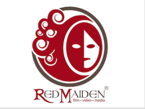 RED MAIDEN TV LOGO